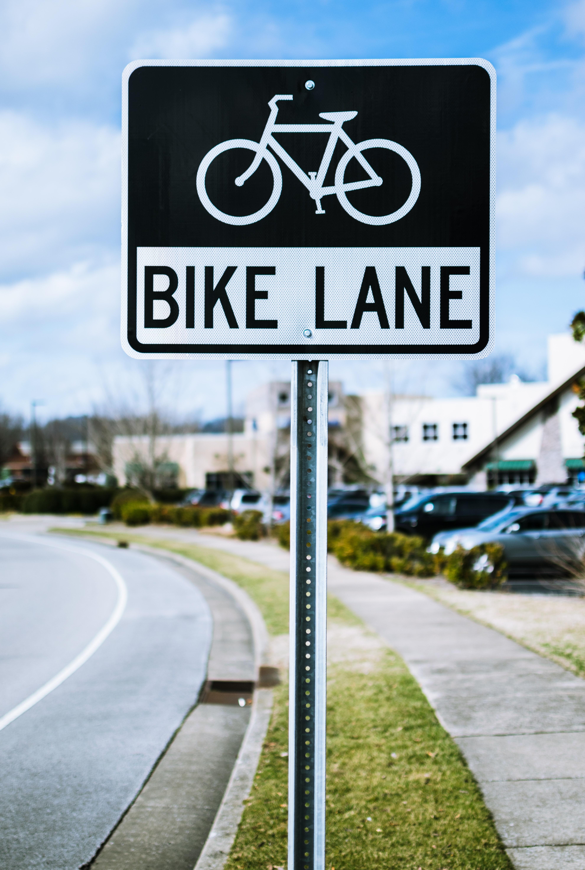 Cykelbanor blir allt vanligare